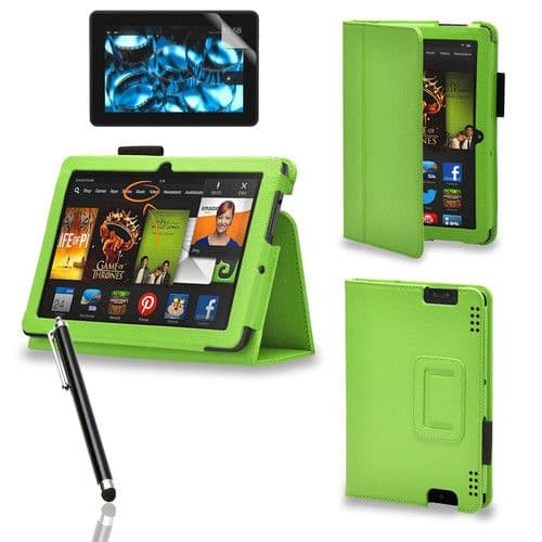 Kindle Fire HDX 8.9 Premium Case Cover